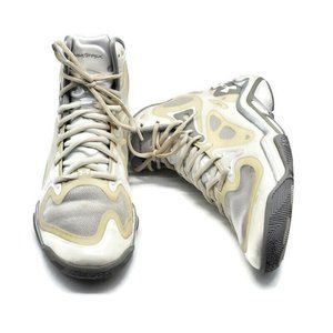 Under Armour Micro G Anatomix Spawn Shoes White